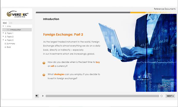 Course Image Foreign Exchange Part 2