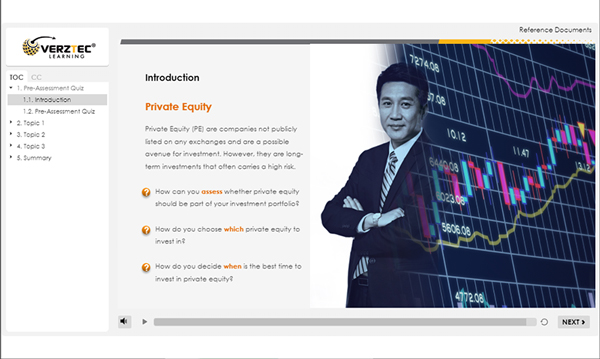 Course Image Private Equity