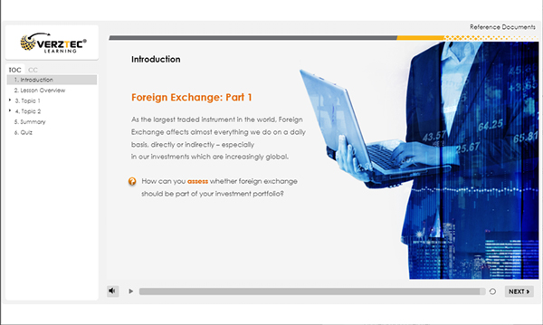 Course Image Foreign Exchange Part 1